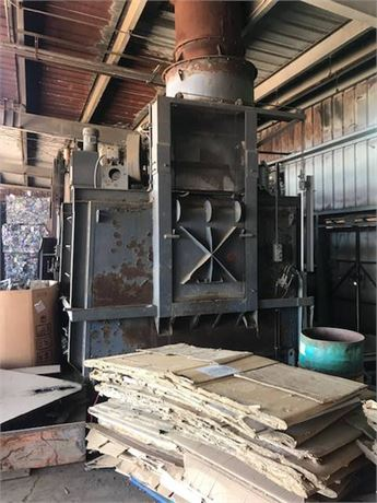 Al-Jon / United Furnace 990-10 Aluminum Furnace