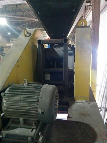 2014 American Pulverizer Jaw Crusher